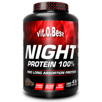 Night protein 100% - 1.8 kg - Kaufe Online bei MOREmuscle