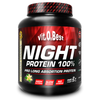 Night protein 100% - 908 g - Kaufe Online bei MOREmuscle