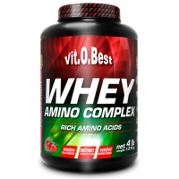 Whey amino complex - 1.8 kg - Kaufe Online bei MOREmuscle