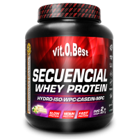 Secuencial whey protein - 908 g - Kaufe Online bei MOREmuscle