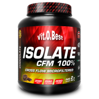 Isolate cfm 100% - 908 g - Kaufe Online bei MOREmuscle