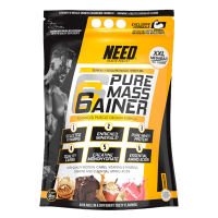 Pure mass 6ainers - 4,54 kg NEED Supplements - 1