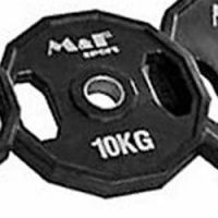 Rubber plate 10kg- Buy Online at MOREmuscle