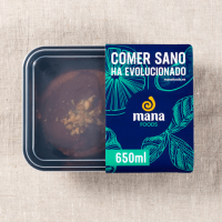 Duo de morenito de chocolate 0% - Mana Foods