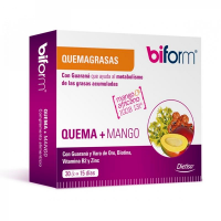 Burn and mango - 30 cápsulas Biform - 1