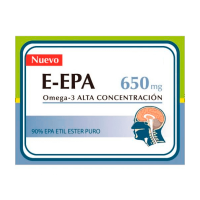 Epa E 650 mg - 120 Softgels