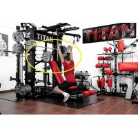 JA option for Titan T3X - TITAN Fitness