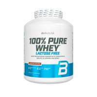 100% Pure Whey sans Lactose - 2270 g Biotech USA - 1