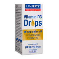 Vitamin d3 drops - 20ml Lamberts - 1