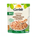 Prepared dish red wheat and quinoa - 220g Gerblé - 1