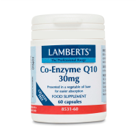 Co-enzima Q10 30mg - 60 Cápsulas