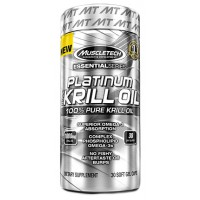 Platinum krill oil - 30 caps- Buy Online at MOREmuscle