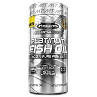 Platinum fish oil - 100 softgels