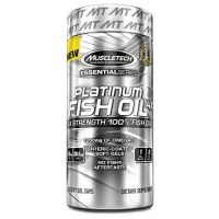 Platinum fish oil - 60 softgels