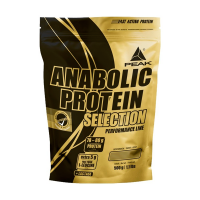 Anabolic Protein Selection - 500g Peak - 1