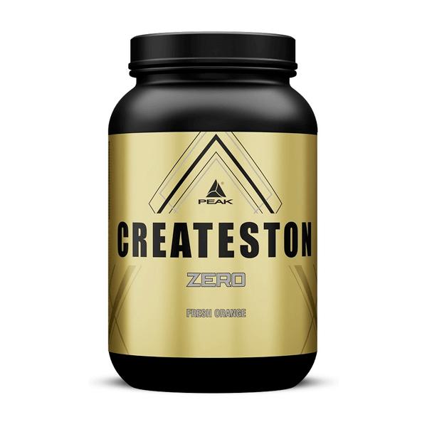 Createston Zero - 1560 g Peak - 1