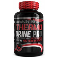 Thermo drine pro - 90 caps - Faites vos achats online sur MASmusculo