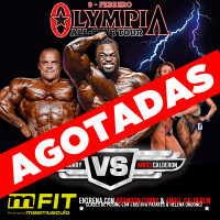 Entrada Olympia All-Star Tour 2020