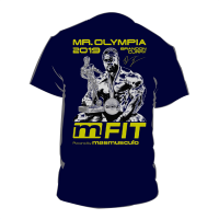 Camiseta Técnica Brandon Curry de MASmusculo