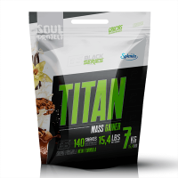 Titan Mass Gainer - 7kg Soul Project - 1