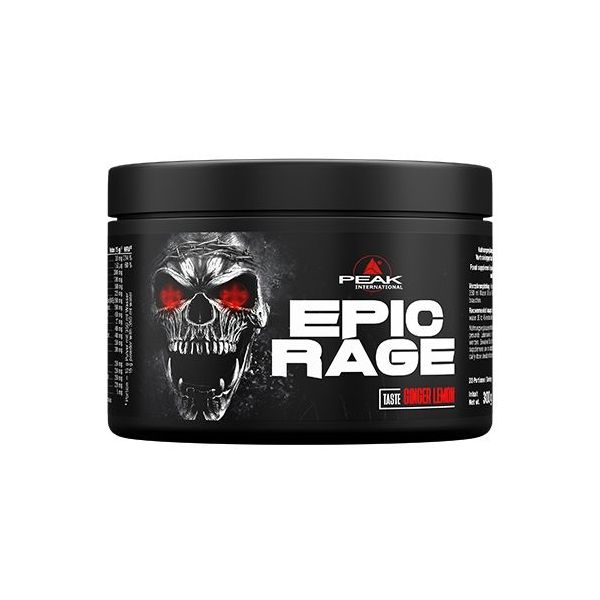 Epic rage - 300 gr Peak - 1