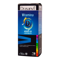 D3 vitamin 4000ui - 90 tablets Drasanvi - 1