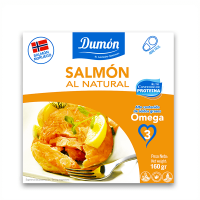 Natural salmon - 160g Grupo Dumon - 1