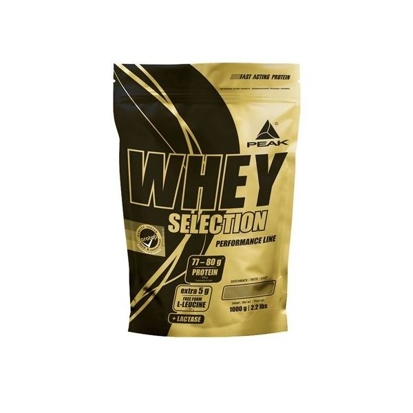 Whey Selection - 1 kg Peak - 1