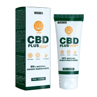 Cbd plus massage cream - 75ml