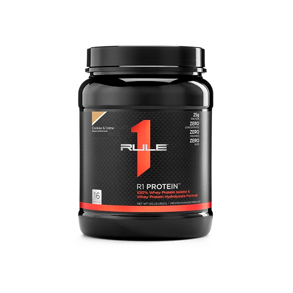R1 protein - 450g Rule1 - 1
