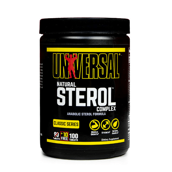 Universal Natural Sterol Complex 90 Tabs Universal Nutrition - 1