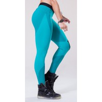 Legging ultimate bluish - Kaufe Online bei MOREmuscle