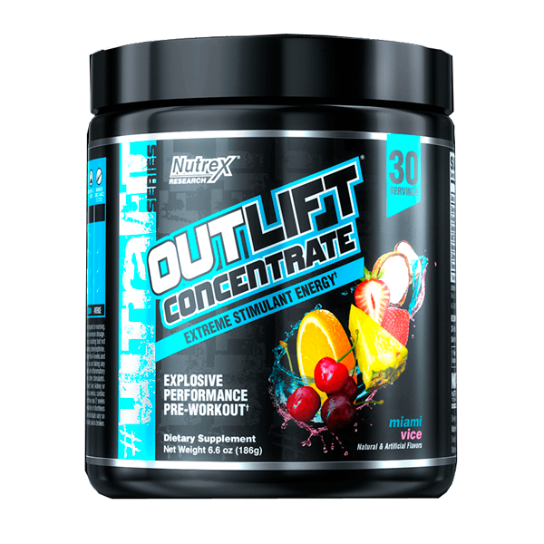 Outlift concentrate - 186g Nutrex - 1