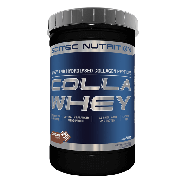 Collawhey - 560 g Scitec Nutrition - 1