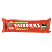 Endurance Fruit Bar envase de 40g de GoldNutrition (Barritas de Carbohidratos)