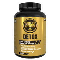 Detox - 60 v-caps GoldNutrition - 1