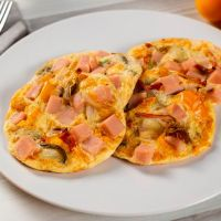 Mixed tortilla with turkey and vegetables ManaFoods - 2