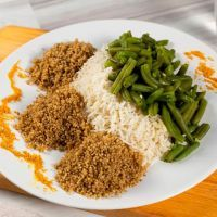 Quinoa with rice and green beans - ManaFoods ManaFoods - 2