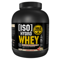 Iso hydro whey - 2kg GoldNutrition - 3