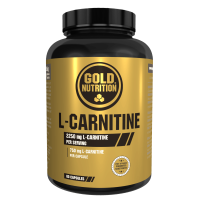 L-Carnitine 750 - 60 Capsules GoldNutrition - 1
