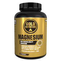 Magnesium 600 - 60 caps GoldNutrition - 1