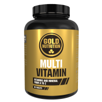 Multi Vitamin - 60 tablettes GoldNutrition - 1