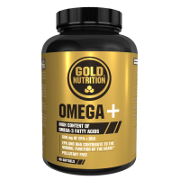 Oméga Plus - 90 softgels GoldNutrition - 1