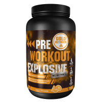 Pre Workout Explosive - 1 Kg GoldNutrition - 1