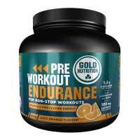 Pre workout endurance - 300 g GoldNutrition - 1