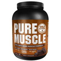 Pure muscle - 1.5kg GoldNutrition - 1