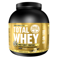 Total whey - 2 kg GoldNutrition - 4