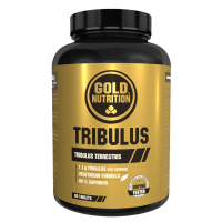 Tribulus 550mg - 60 cápsulas GoldNutrition - 1