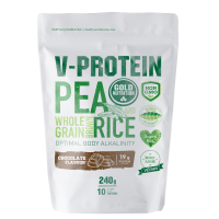 V-Protein - 240 g GoldNutrition - 1