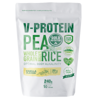 V-protein - 240g GoldNutrition - 5